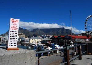 Kapsztad Cape Town Republika Południowej Afryki RPA