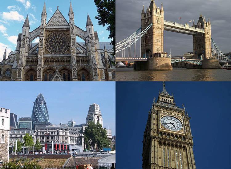 Londyn ciekawostki o Londynie London Anglia