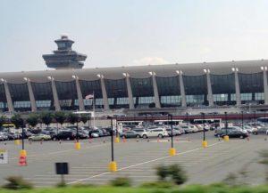 lotnisko Washington Dulles International Airport