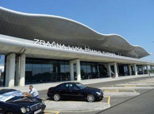 lotnisko Zagrzeb na weeked porady Chorwacja