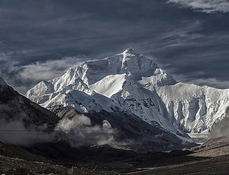 Himalaje ofiary tragedia cmentarz Mount Everest cmentarzysko