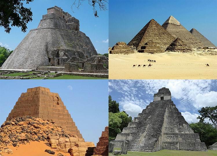 piramidy ciekawostki o piramidach piramida
