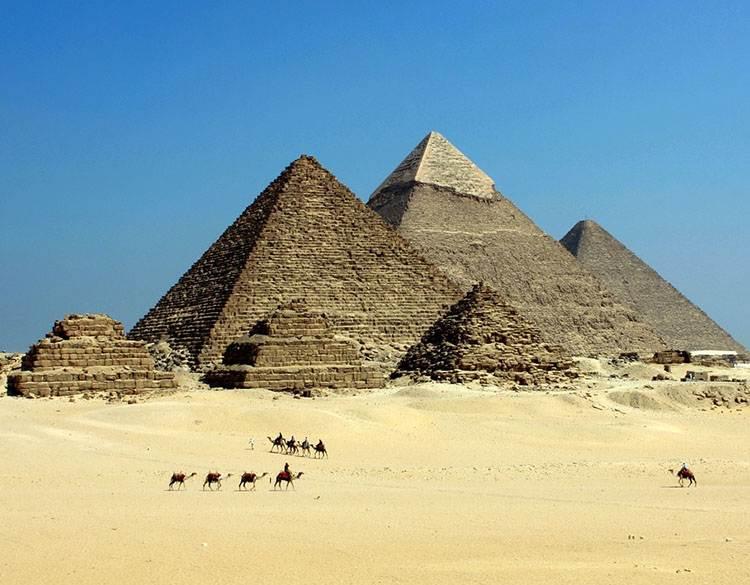 piramidy egipskie ciekawostki o piramidach piramida