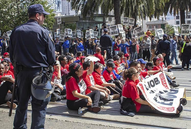 strajk rodzaje strajków ciekawostki strajki przykłady historia