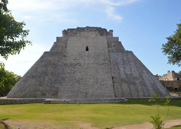 Uxmal Meksyk piramida