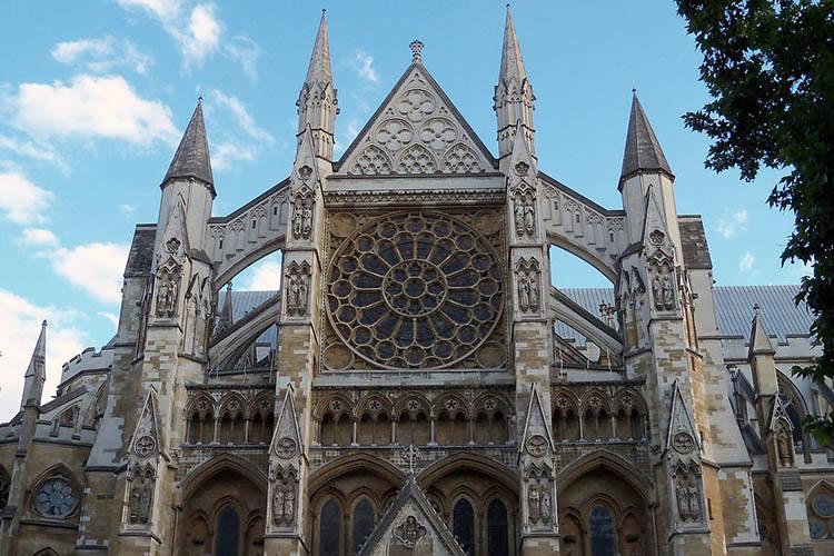 Opactwo Westminsterskie Westminster Abbey Londyn ciekawostki Anglia