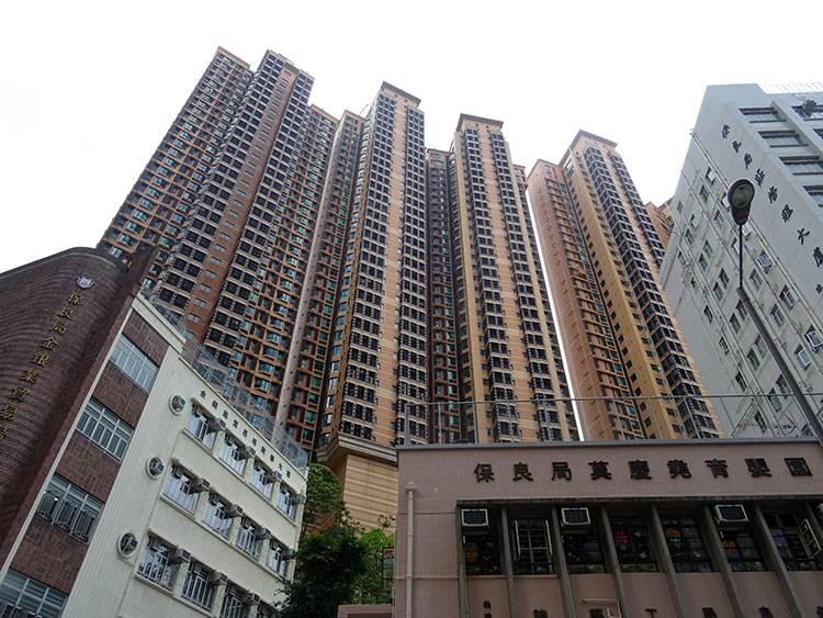 Hongkong atrakcje Hong Kong wieżowce