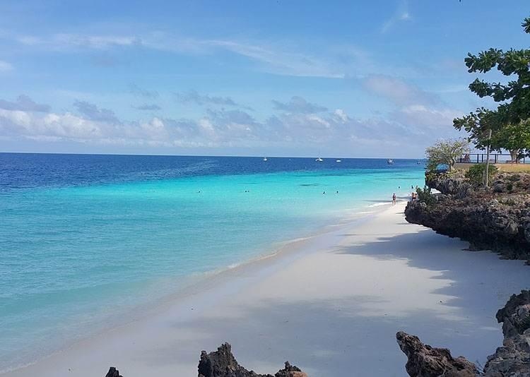 plaża plaże Zanzibar ciekawostki o Zanzibarze atrakcje