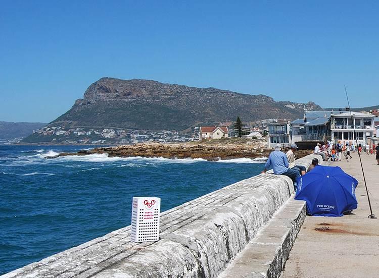 Kalk Bay Muizenberg RPA Republika Południowej Afryki