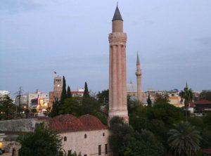 Antalya Riwiera Turecka atrakcje wakacje Turcja