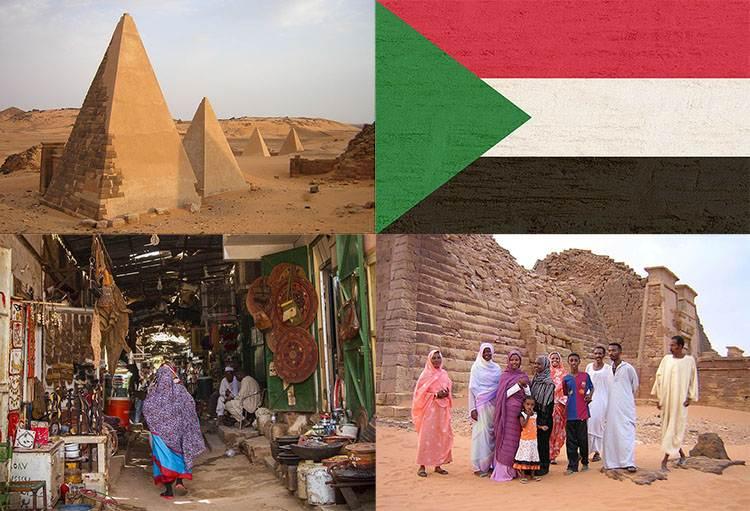 atrakcje Sudan ciekawostki o Sudanie Afryka