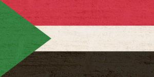 flaga Sudanu Sudan ciekawostki o Sudanie Afryka