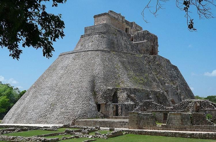 Uxmal Meksyk piramidy ciekawostki o piramidach piramida