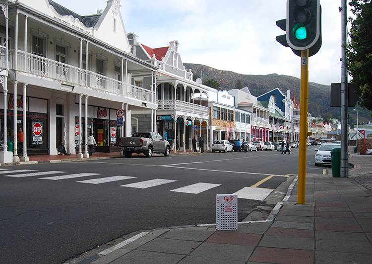 Simons Town RPA Republika Południowej Afryki