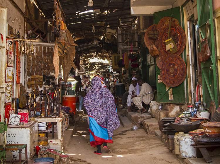 targ Sudan ciekawostki o Sudanie Afryka