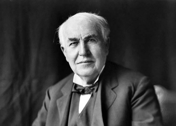 Thomas Alva Edison wynalazki ciekawostki wynalazcy wynalazek