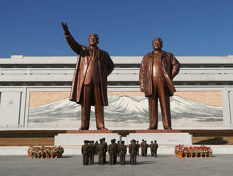 Korea Północna ciekawostki o Korei Północnej Pyongyang