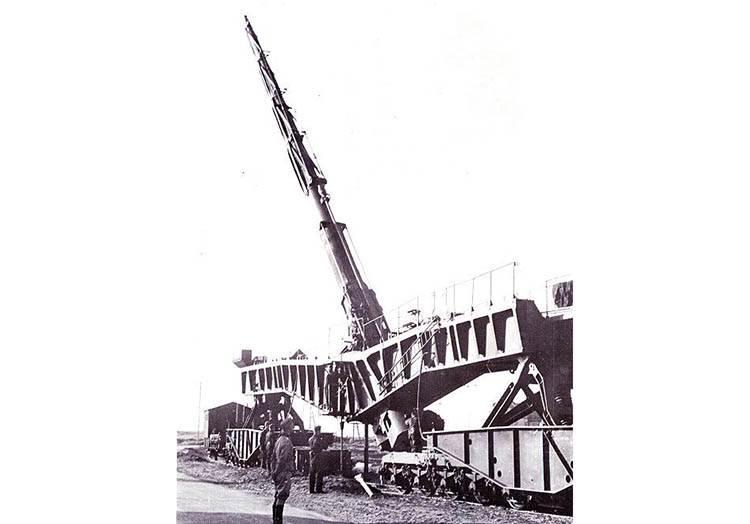 Lange 21 cm Kanone armaty ciekawostki działa artyleria