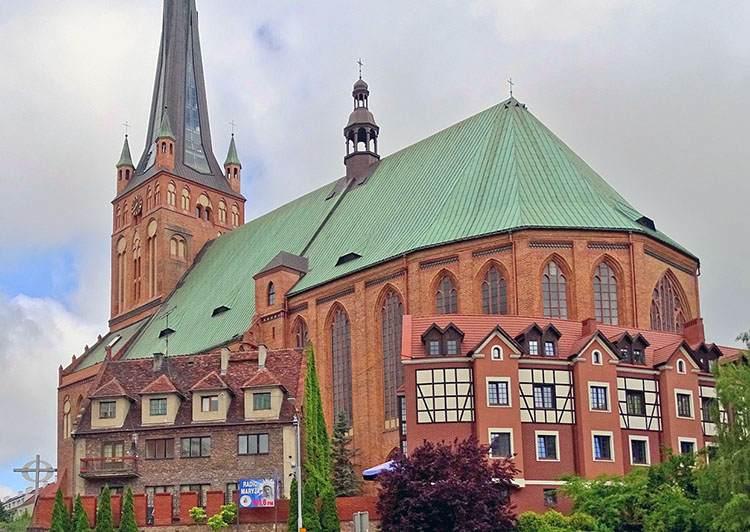 kościoły Szczecina zabytki atrakcje