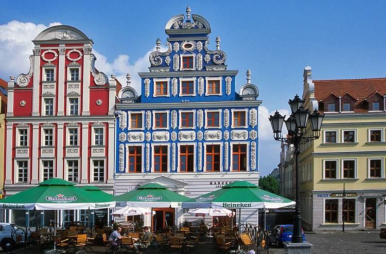 Szczecin Stare Miasto zabytki atrakcje