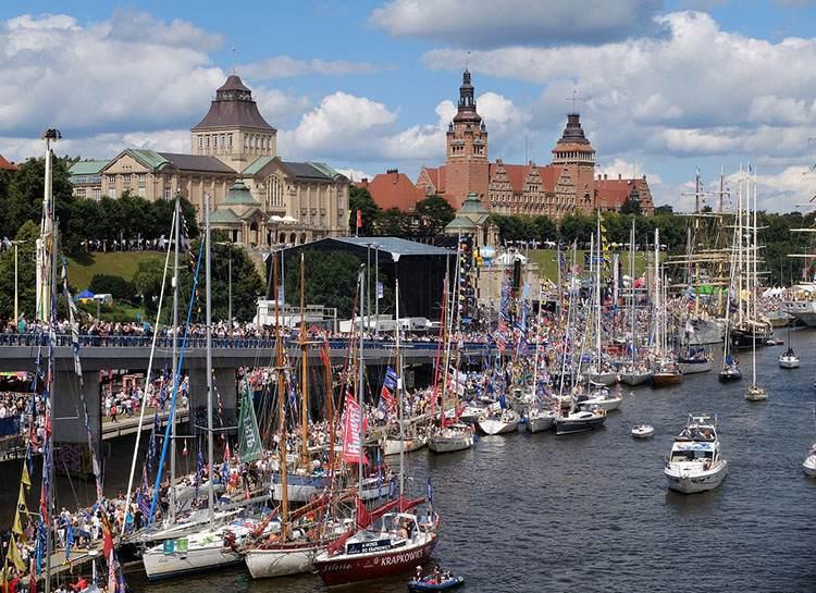 Szczecin ciekawostki zabytki atrakcje