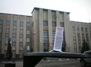 gmach Wesoły Wieżowiec Chełm ciekawostki atrakcje zabytki Polska