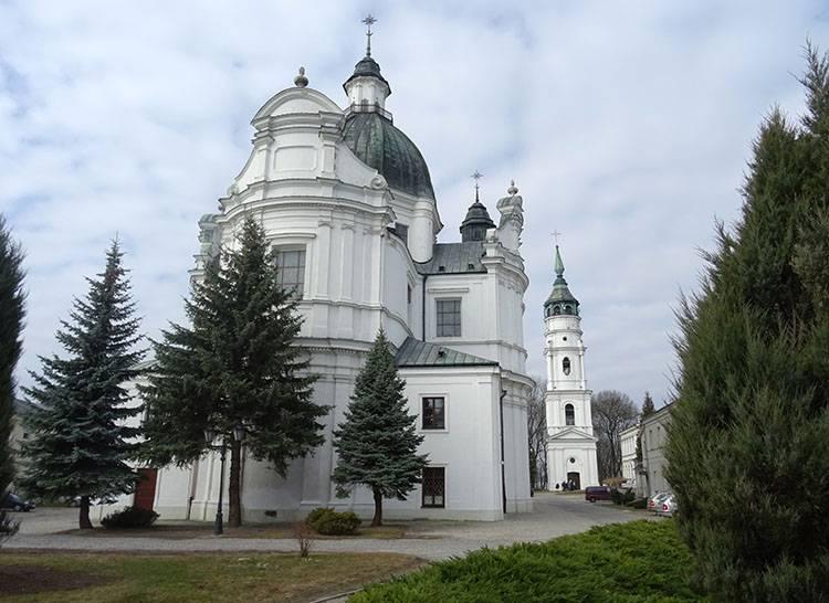 katedra Chełm ciekawostki atrakcje zabytki