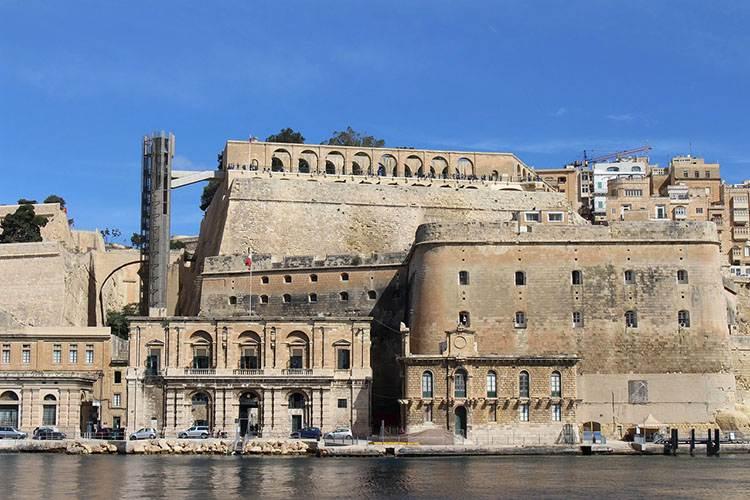 Malta ciekawostki stolica Valetta