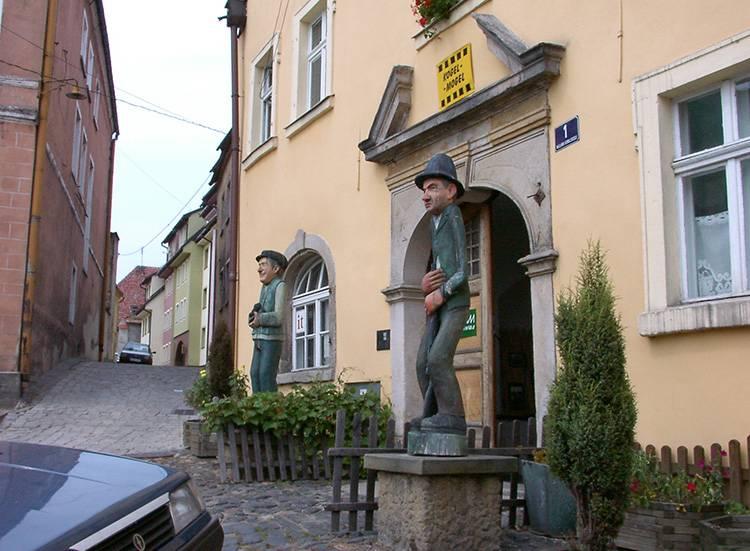 Muzeum Kargula i Pawlaka Dom Płócienników Sami Swoi Festiwal Polskich Komedii Lubomierz ciekawostki