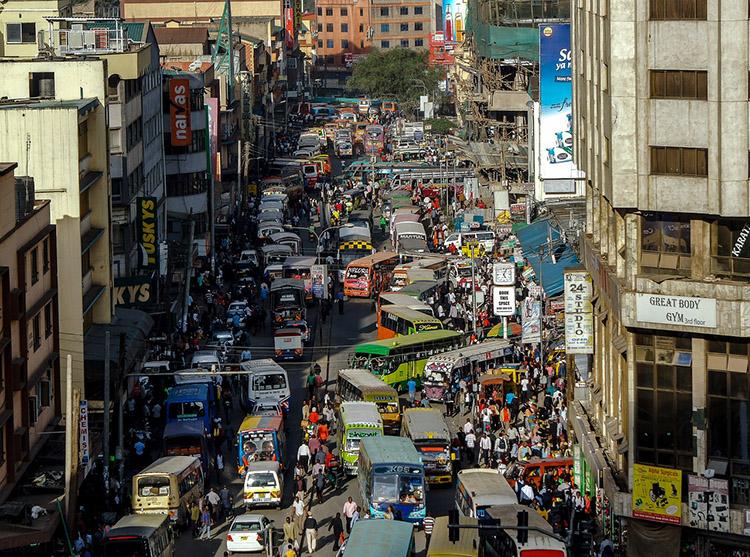 Nairobi ciekawostki Kenia stolica miasto Afryka