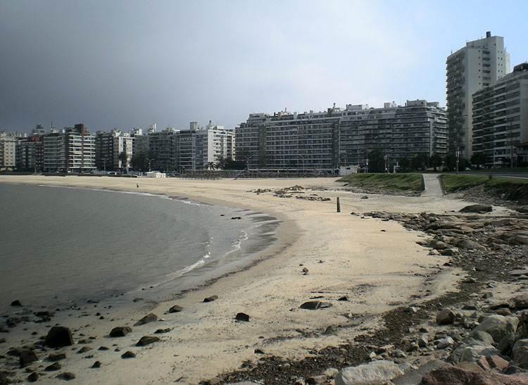 plaża Montevideo ciekawostki Urugwaj
