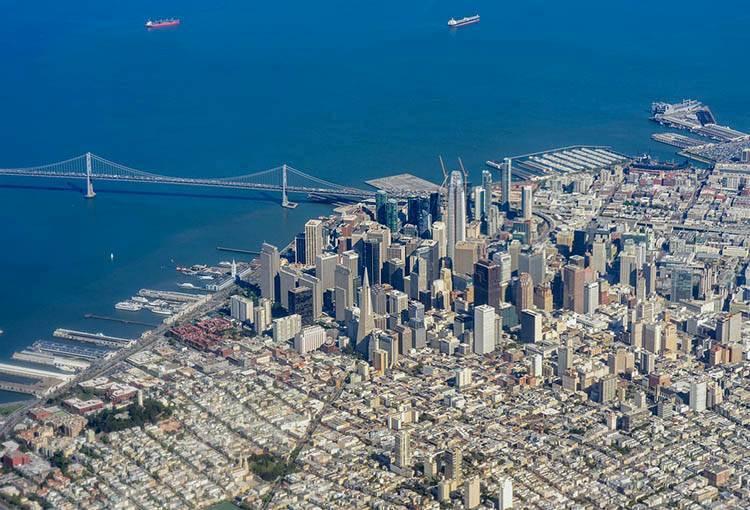 San Francisco ciekawostki atrakcje