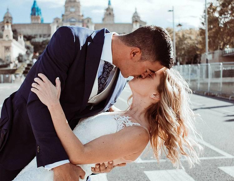 ślub wesele pocałunek całowanie ciekawostki pocałunki miłość Walentynki