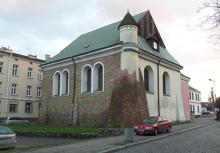 synagoga Rzeszów ciekawostki atrakcje