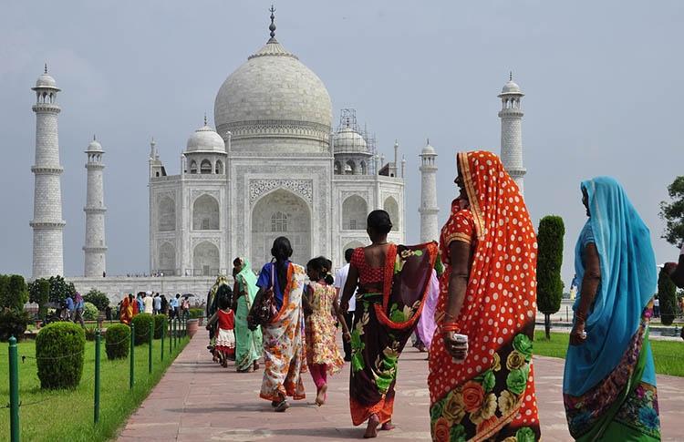 Taj Mahal Tadź Indie ciekawostki atrakcje kultura zabytki
