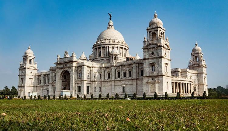 Victoria Memorial Kalkuta Indie ciekawostki atrakcje kultura zabytki