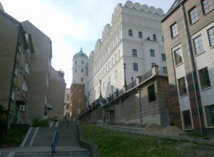 zamek Szczecin ciekawostki