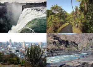 Zimbabwe ciekawostki atrakcje Afryka