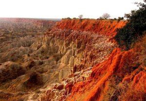 Angola ciekawostki atrakcje Afryka