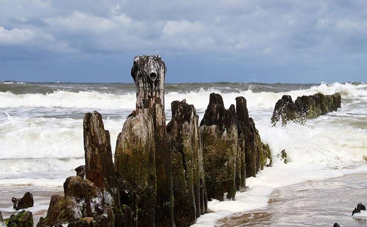 Bałtyk Morze Bałtyckie ciekawostki