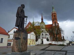 bazylika Piłsudski Białystok ciekawostki atrakcje zabytki