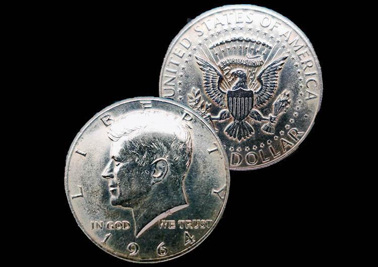1 dolar ciekawostki historia dolary USA waluta