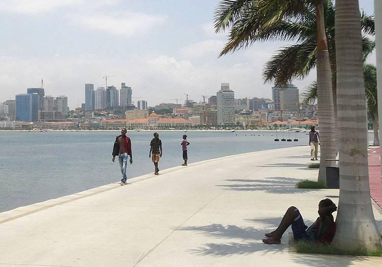 Luanda stolica Angoli Angola ciekawostki atrakcje Afryka