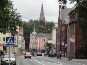 miasto Ostróda ciekawostki atrakcje zabytki