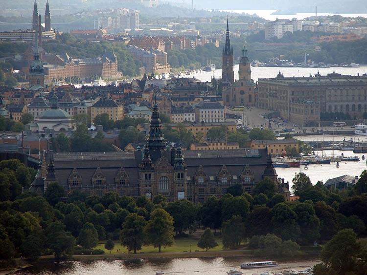 miasto Sztokholm ciekawostki Szwecja stolica