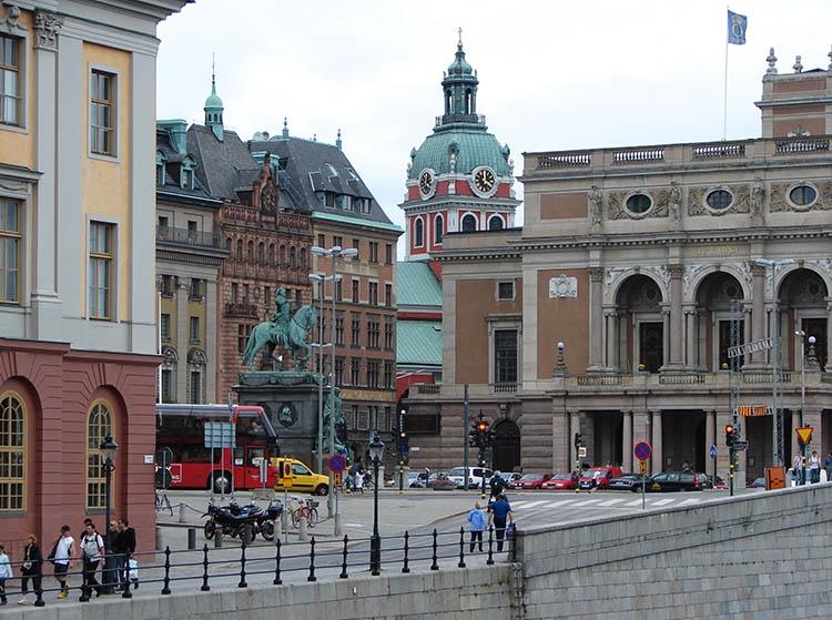 opera Sztokholm ciekawostki Szwecja muzea atrakcje