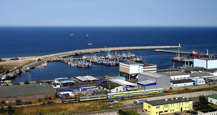 kuter kutry rybackie port Władysławowo Bałtyk Morze Bałtyckie ciekawostki