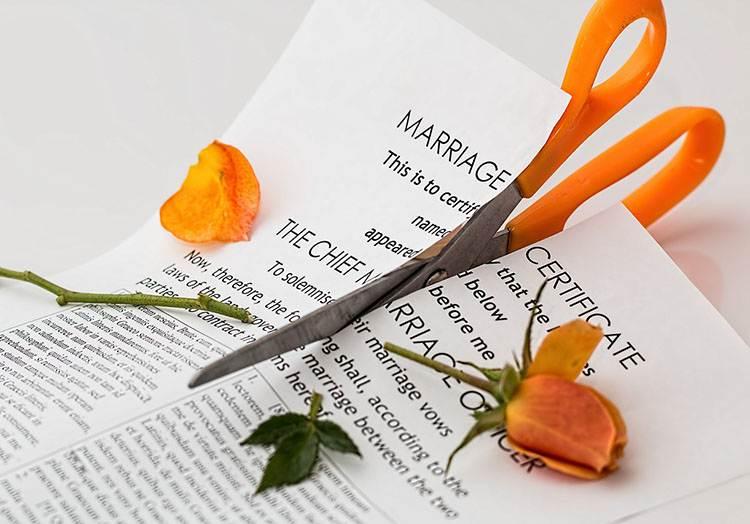 rozwód dowcipy kawały humor cytaty sentencje