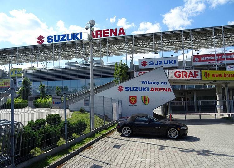 stadion Korona Kielce ciekawostki sport piłka nożna