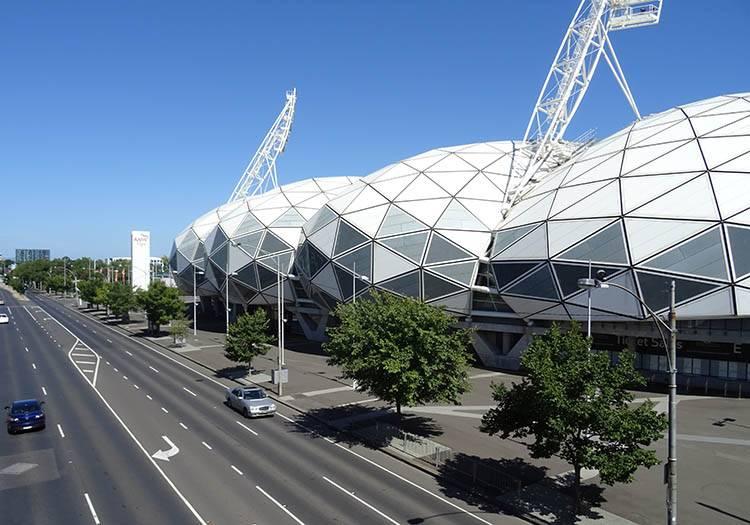 stadion Melbourne ciekawostki atrakcje sport Australia